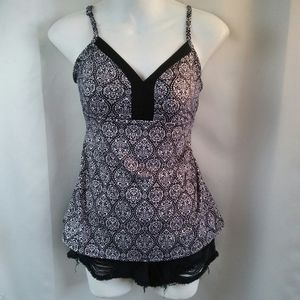 Marilyn Monroe Cami with Sweetheart Neckline,M